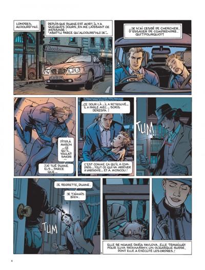 Page 1 empire USA, saison 2 tome 5