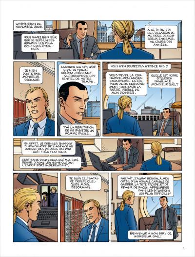 Page 3 empire USA, saison 2 tome 5