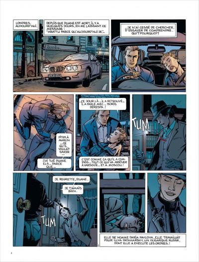 Page 4 empire USA, saison 2 tome 5