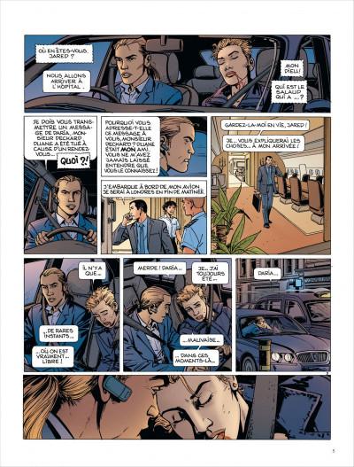 Page 5 empire USA, saison 2 tome 5