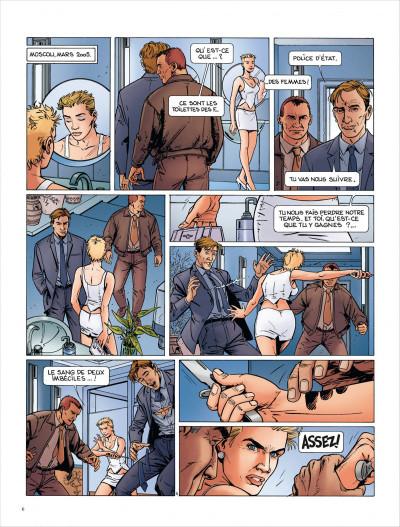Page 6 empire USA, saison 2 tome 5