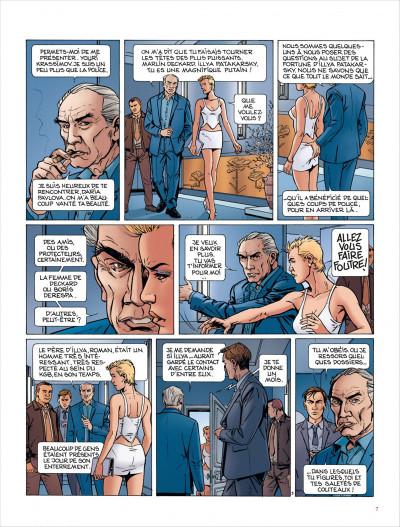 Page 7 empire USA, saison 2 tome 5