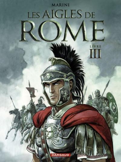 Couverture les aigles de rome tome 3