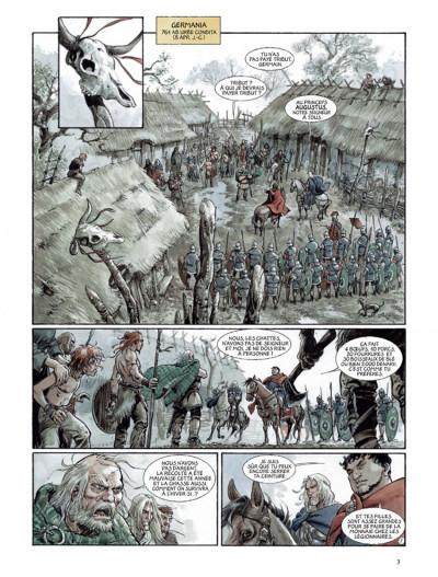Page 1 les aigles de rome tome 3