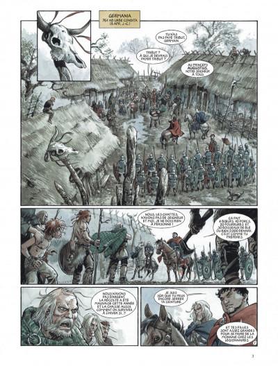 Page 3 les aigles de rome tome 3