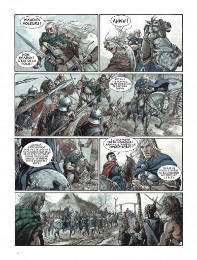 Page 4 les aigles de rome tome 3