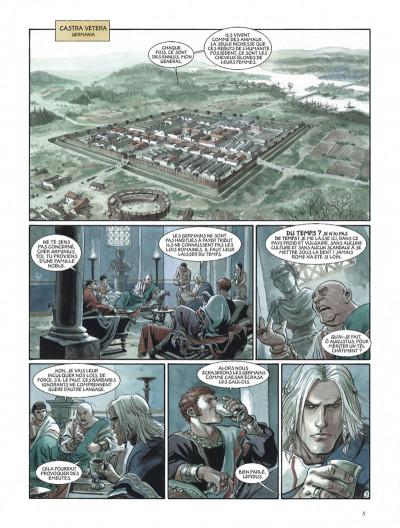 Page 5 les aigles de rome tome 3