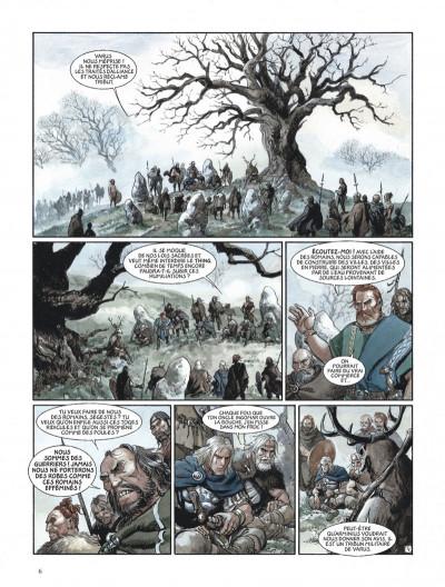 Page 6 les aigles de rome tome 3