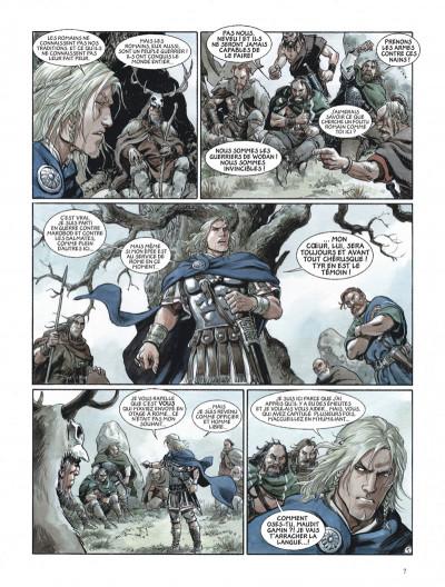 Page 7 les aigles de rome tome 3