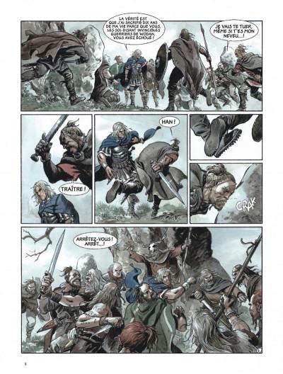Page 8 les aigles de rome tome 3
