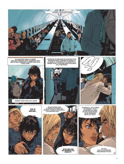 Page 1 empire USA, saison 2 tome 6