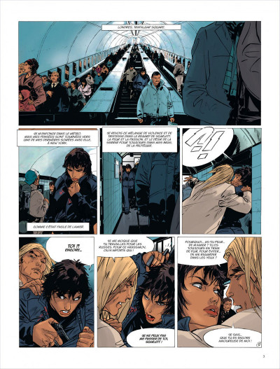 Page 3 empire USA, saison 2 tome 6
