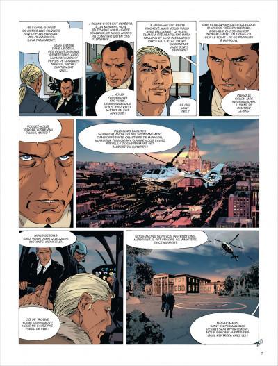 Page 7 empire USA, saison 2 tome 6