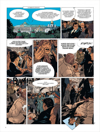 Page 8 empire USA, saison 2 tome 6