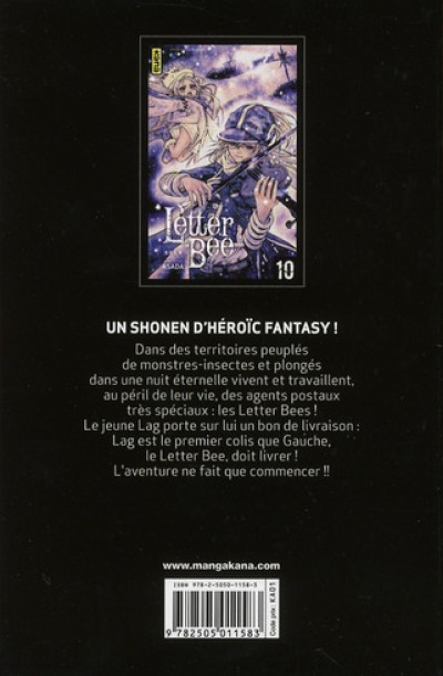 Dos letter bee tome 10