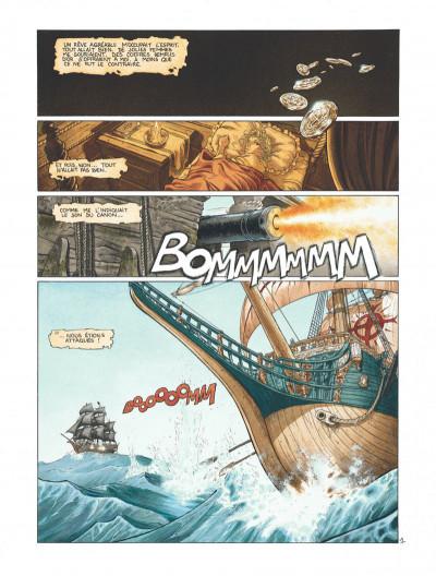 Page 5 barracuda tome 1 - esclaves