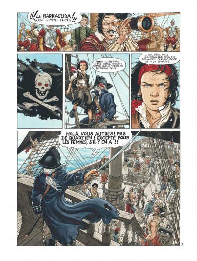 Page 6 barracuda tome 1 - esclaves