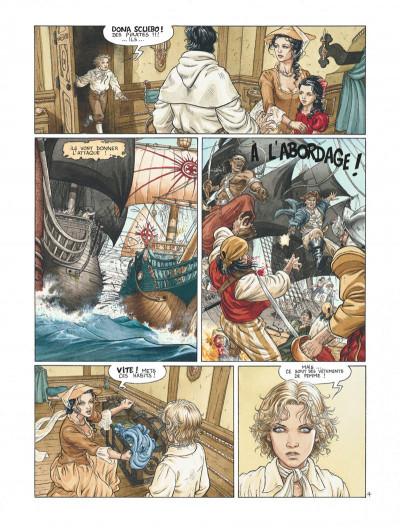 Page 8 barracuda tome 1 - esclaves
