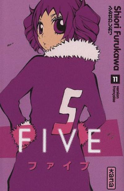 Couverture five tome 11
