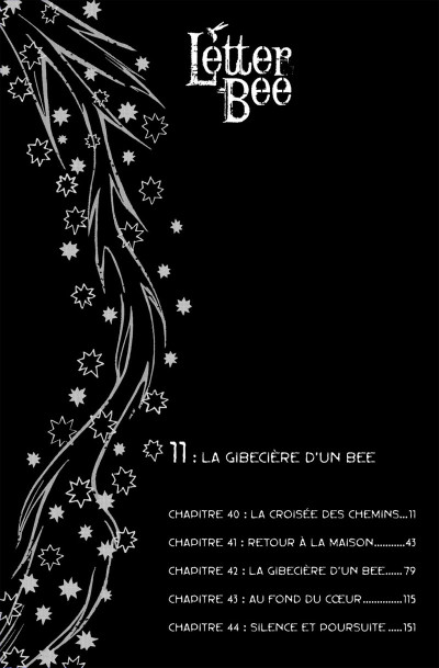 Page 5 letter bee tome 11