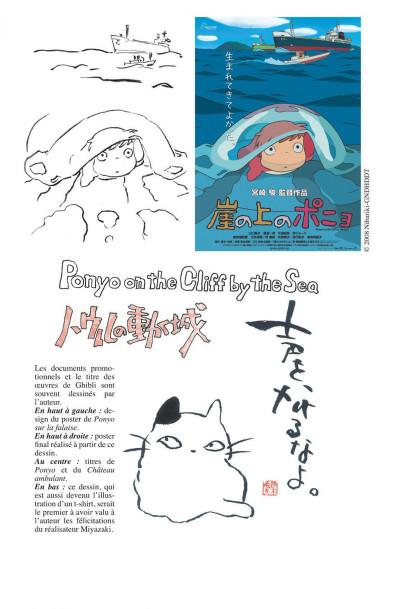 Page 2 Dans le Studio Ghibli - Travailler en s'amusant
