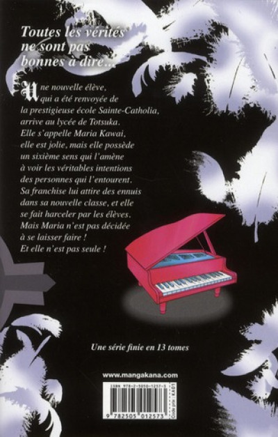 Dos akuma to love song tome 3