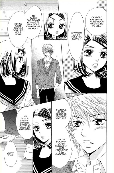 Page 7 akuma to love song tome 3
