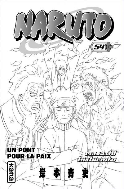 Page 3 Naruto tome 54