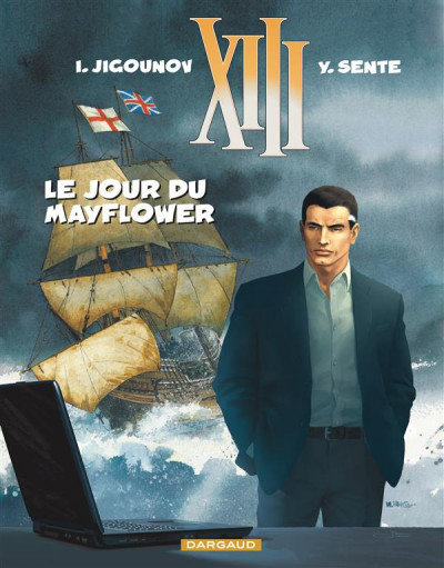 Couverture XIII tome 20 - le jour du Mayflower