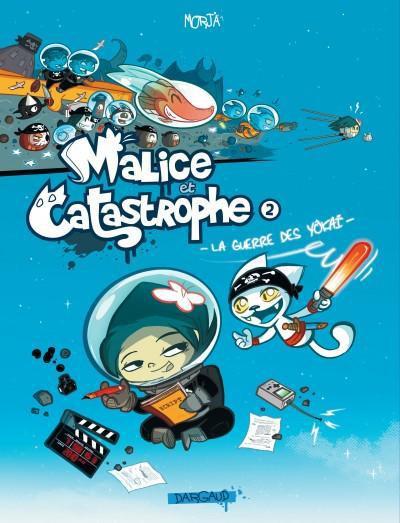 image de Malice et Catastrophe tome 2 - la guerre des yôkaï