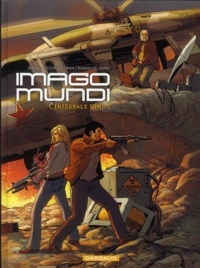 Couverture imago mundi - intégrale tome 2 - tome 6 à tome 10