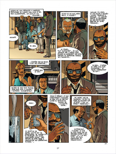 Page 7 imago mundi - intégrale tome 2 - tome 6 à tome 10