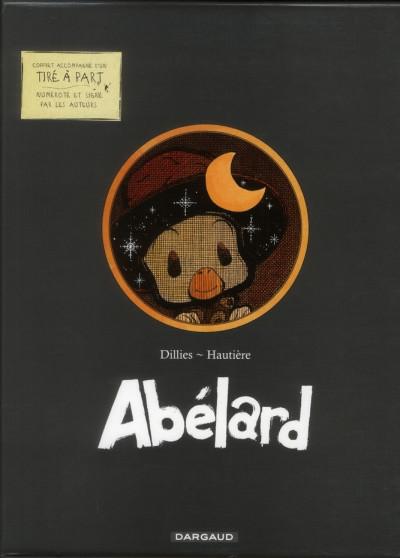 Couverture Abélard - coffret tome 1 et tome 2