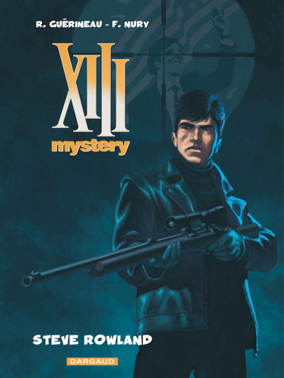 Couverture XIII mystery tome 5 - steve rowland