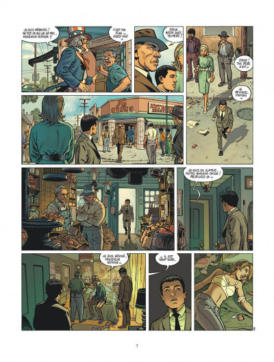 Page 7 XIII mystery tome 5 - steve rowland