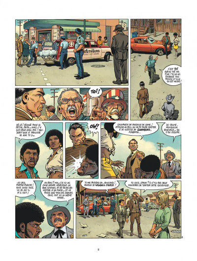 Page 8 XIII mystery tome 5 - steve rowland