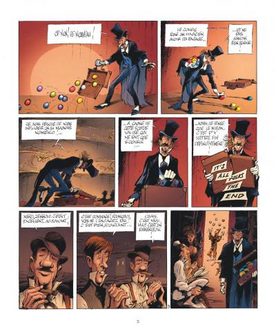 Page 5 Le magicien de Whitechapel tome 1 - Jerrold Piccobello