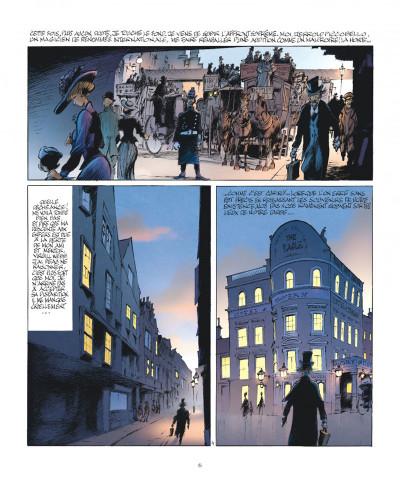 Page 6 Le magicien de Whitechapel tome 1 - Jerrold Piccobello