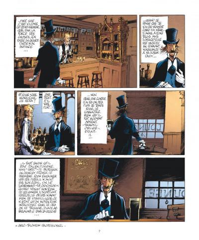 Page 7 Le magicien de Whitechapel tome 1 - Jerrold Piccobello