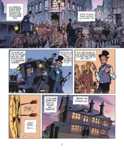 Page 8 Le magicien de Whitechapel tome 1 - Jerrold Piccobello