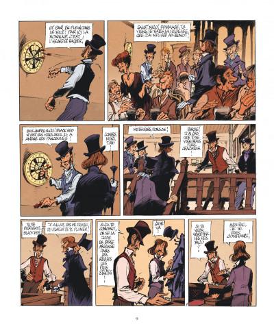 Page 9 Le magicien de Whitechapel tome 1 - Jerrold Piccobello