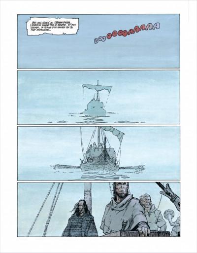Page 3 complainte des landes perdues - intégrale tome 1