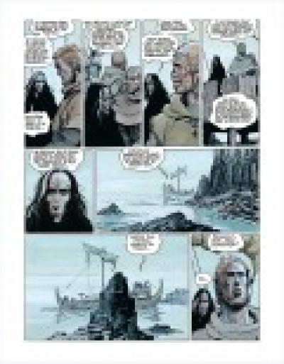 Page 4 complainte des landes perdues - intégrale tome 1