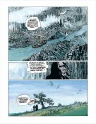 Page 5 complainte des landes perdues - intégrale tome 1