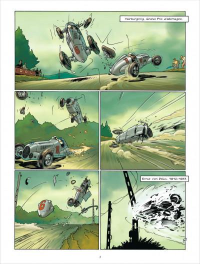 Page 3 grand prix tome 3 - adieu