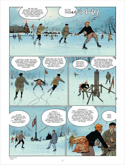 Page 5 grand prix tome 3 - adieu