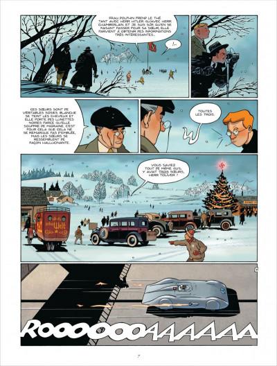Page 7 grand prix tome 3 - adieu