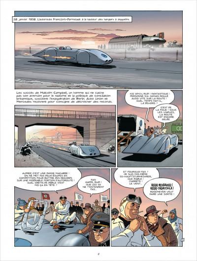 Page 8 grand prix tome 3 - adieu