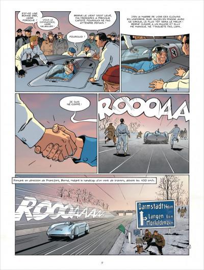 Page 9 grand prix tome 3 - adieu