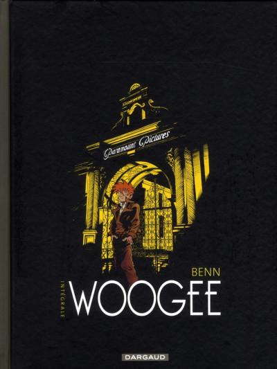 image de woogee tome 1 - intégrale